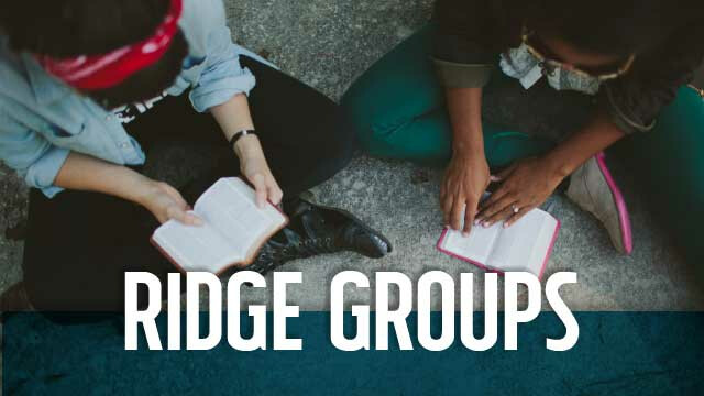 Ridge Group Signups