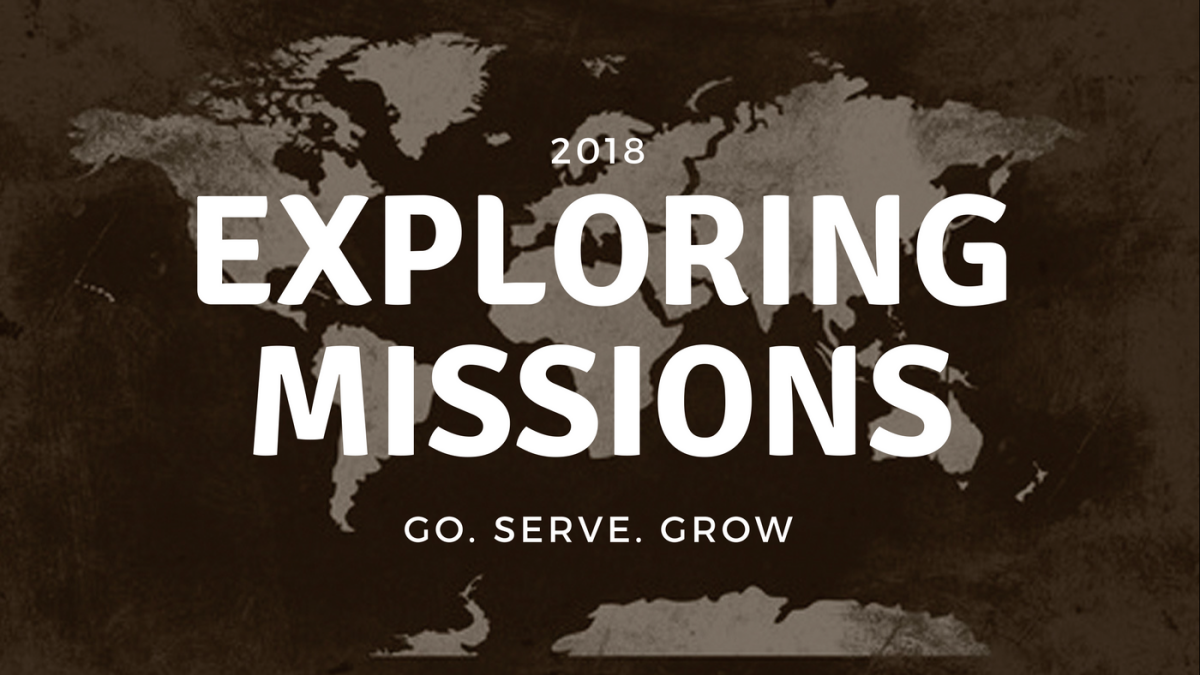 Exploring Missions Meeting