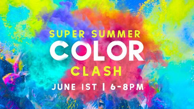 Color Clash 2018
