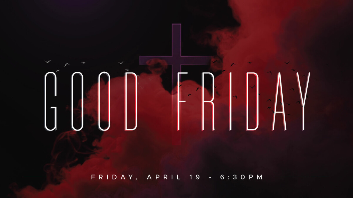 Good Friday Services