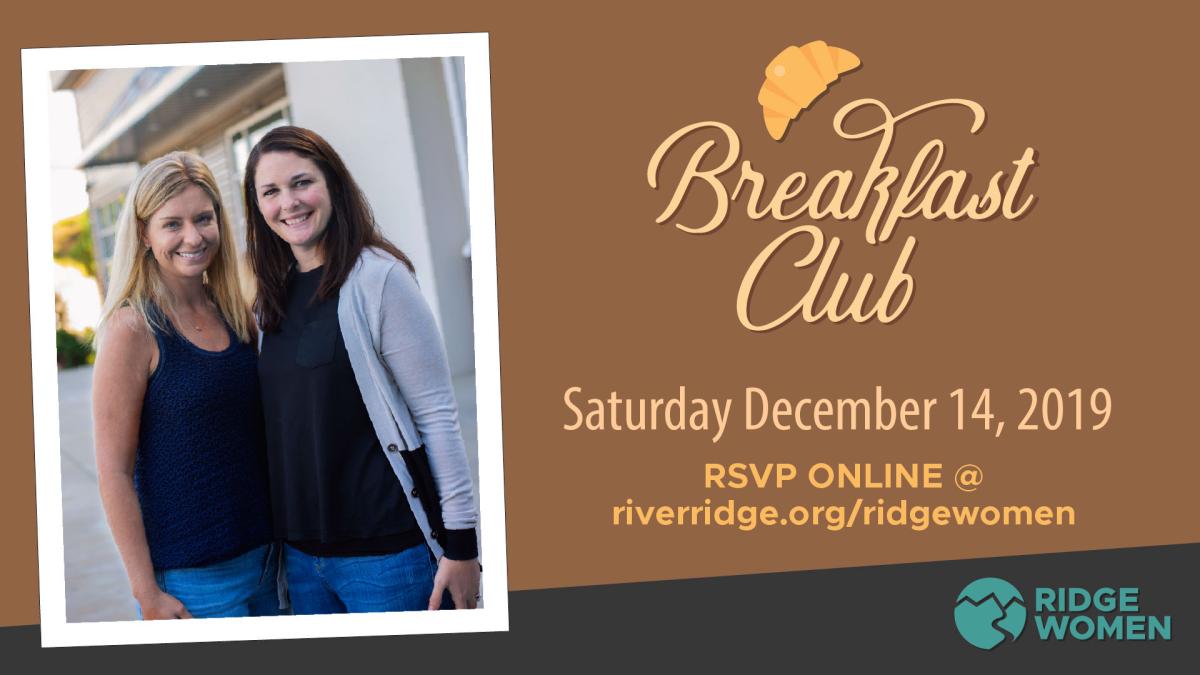 RidgeWomen Breakfast Club